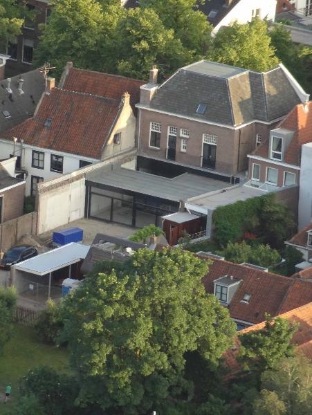 Verbouwing in Amersfoort