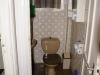 Toilet benden voor